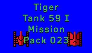 Tiger Tank 59 Ⅰ Mission Pack 023
