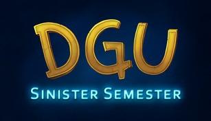 DGU -Sinister Semester