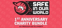 Fanatical - Safe in Our World 1st Anniversary Charity Bundle