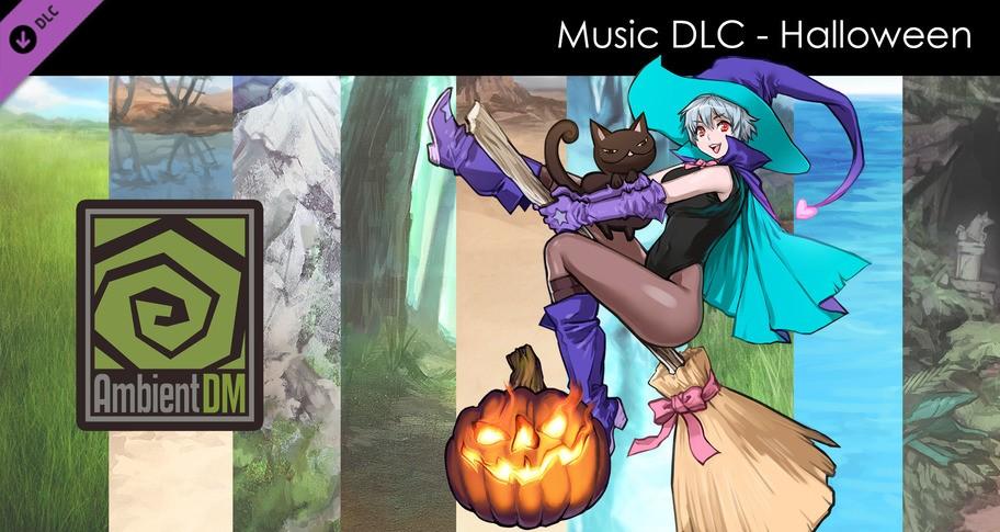 Ambient DM DLC - (Music) Halloween