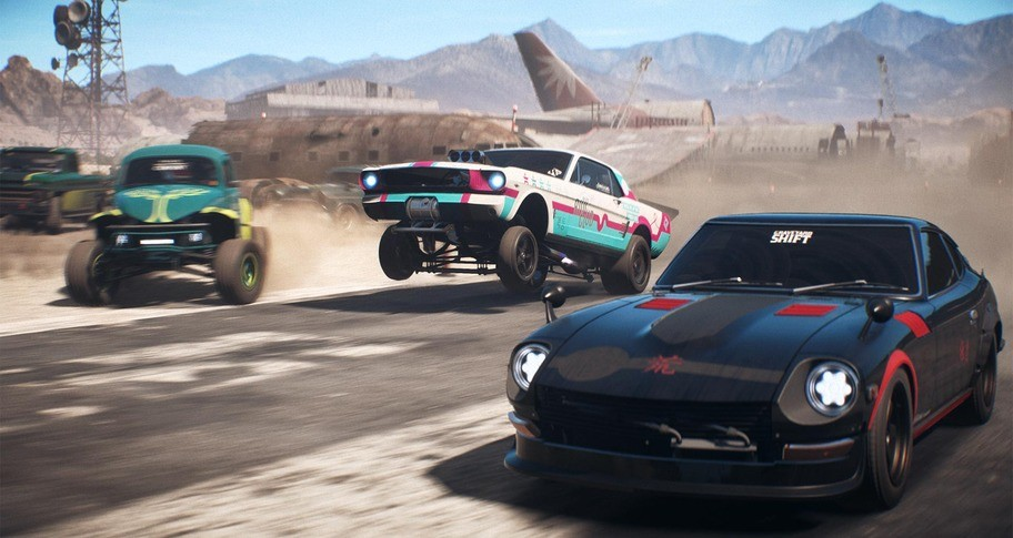 Need for Speed Payback - Fortune Valley Map Shortcuts