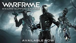 Warframe: Deimos Swarm Supporter Pack