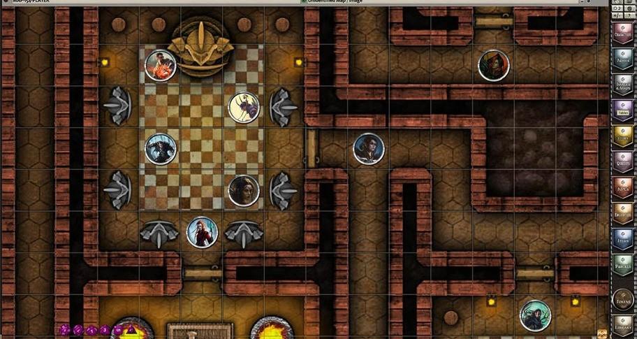 Fantasy Grounds - Fantasy Token Pack 3