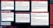 """Fantasy Grounds - Star System Set: Frentellis B """"The Breaker's Yard"""" (FULL SET)"""