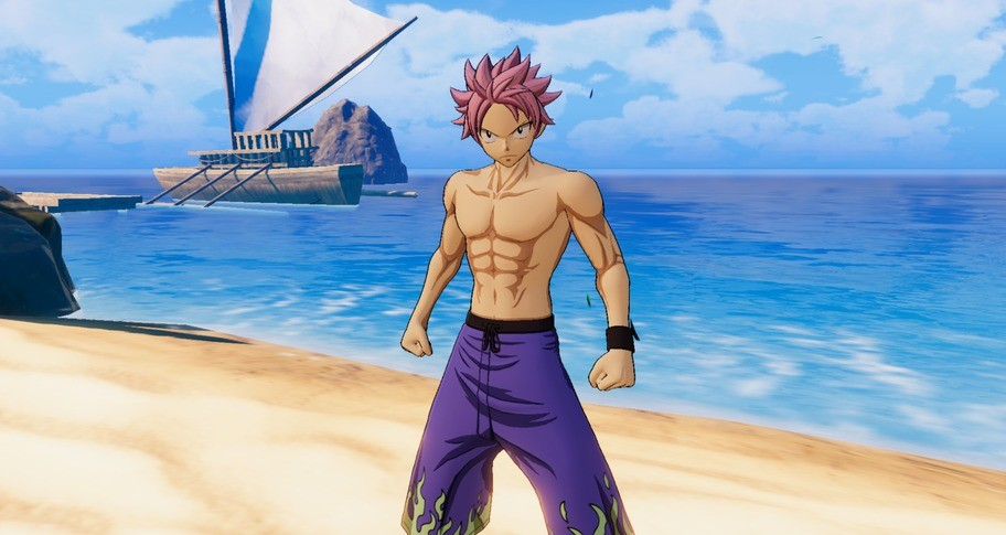 FAIRY TAIL: Special Swimsuit Costume Set for 16 Playable Characters