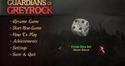 Guardians of Greyrock - Dice Pack: Crude Set
