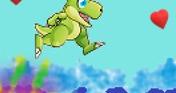 Gecky The Deenosaur Stars In! Adventures In SunnyDoodle Swimmingland!