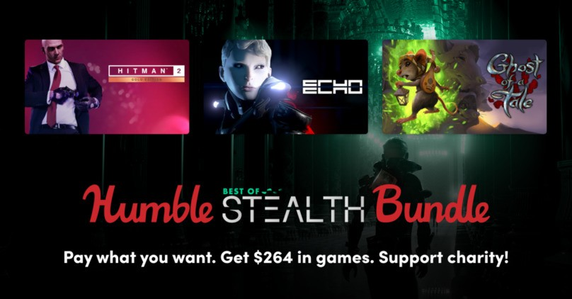 Humble Best of Stealth Bundle