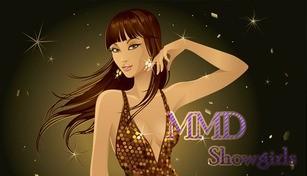 MMD Showgirls