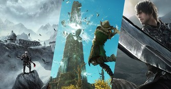 Games like New World - best MMORPG games for PC in 2021
