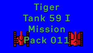 Tiger Tank 59 Ⅰ Mission Pack 011